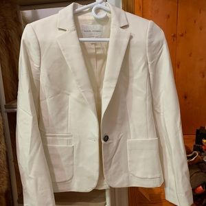 Banana Republic Off-White Blazer